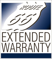 Extended Warranty Route 66 Logo